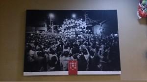 2013鳴海のお祭り 本町交差点夜曳行