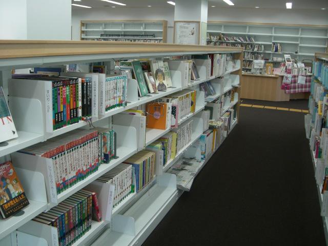 徳重図書館